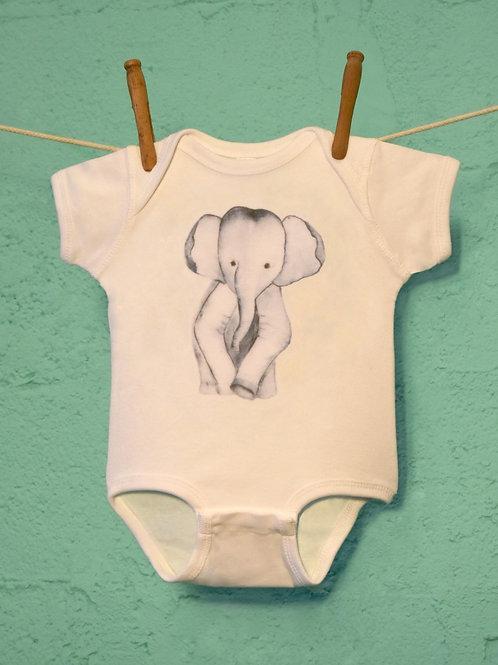 Onesie ~ Elephant