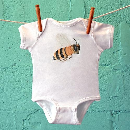 Onesie ~ Honey Bee