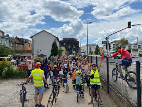 Esch : la Vélorution revient en force
