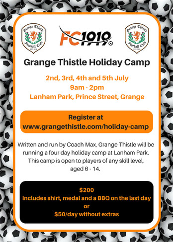 Grange Thistle Holiday Camp