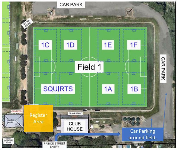 Holiday Clinic GTFC Club Map .JPG