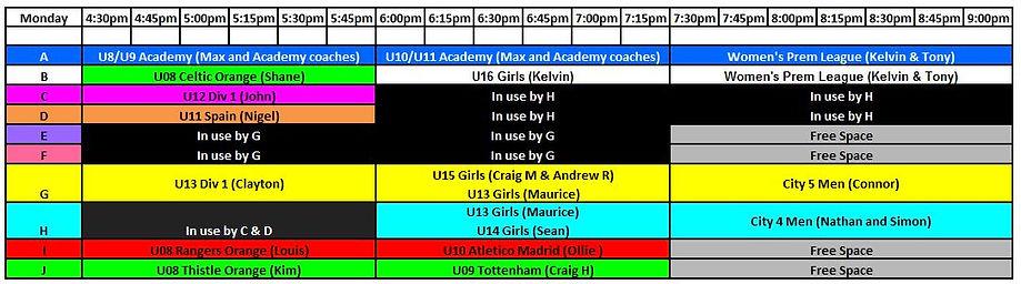 20200723 Monday Training Schedule.JPG