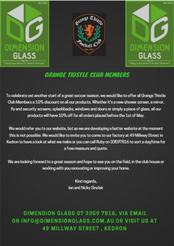 Dimension Glass Discount