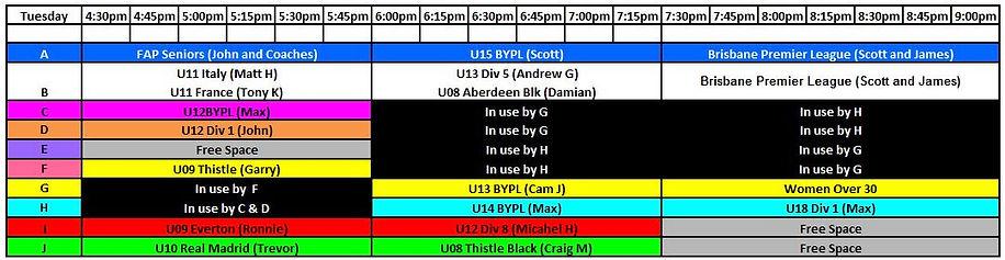 20200723 Tuesday Training Schedule.JPG