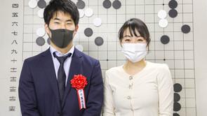 活動記録③伊田VS万波夫婦対決!
