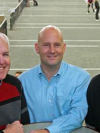 Eric Perkins, Tom Hood, John Packett
