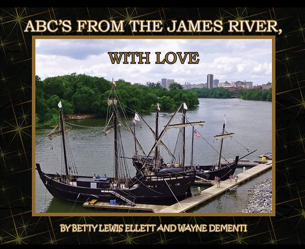 ABC's from the James River, with love