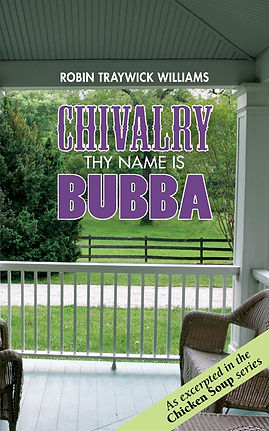 Chivalry Thy name is bubba cover.jpg