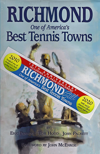 Expanded Publication of Richmond - One of America's Best Tennis Towns
