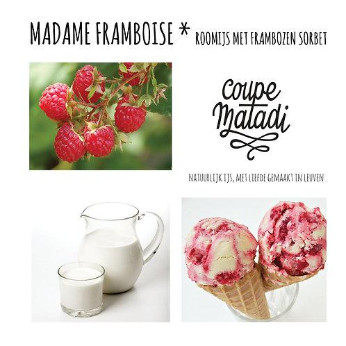 1 L MADAME FRAMBOISE