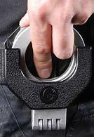 Handcuff holder