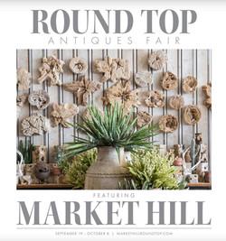 Round Top Antiques Fair Magazine Sept/October 2018