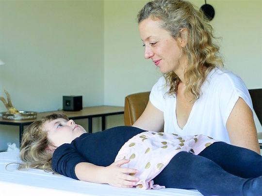 Cranioscrale Behandlung Kinder