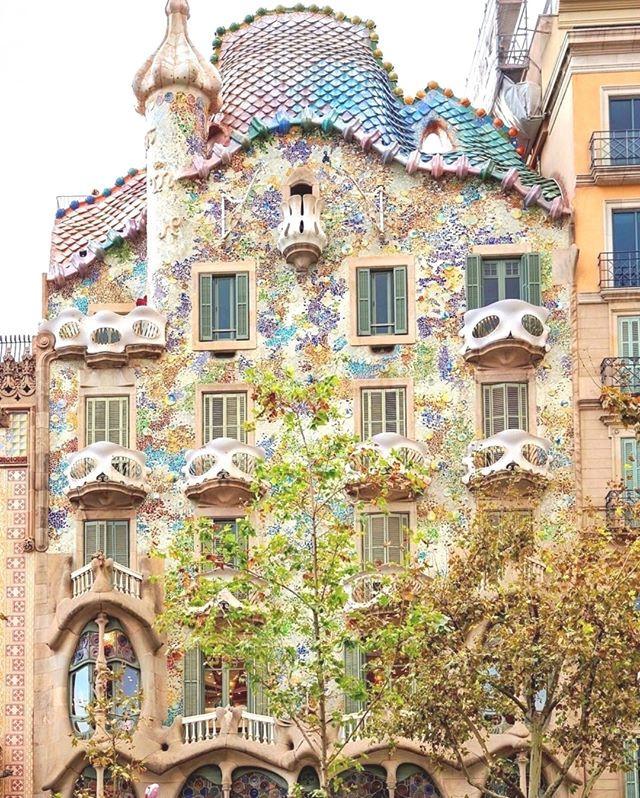 Casa Battlo, Antoni Gaudi