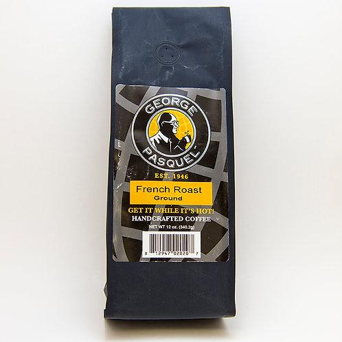 Pasquel French Dark Roast Coffee Ground - 12oz