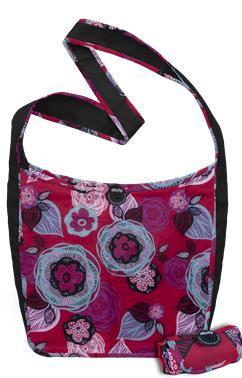 Chico Bag Sidekick Flora Boysenberry Bliss