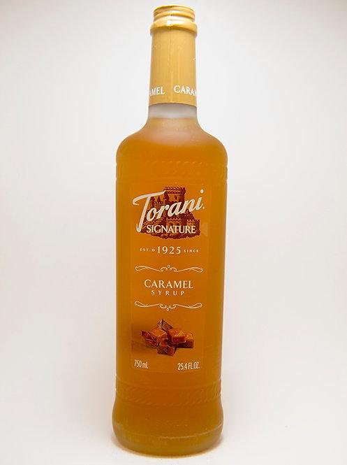 Torani Caramel Signature Syrup