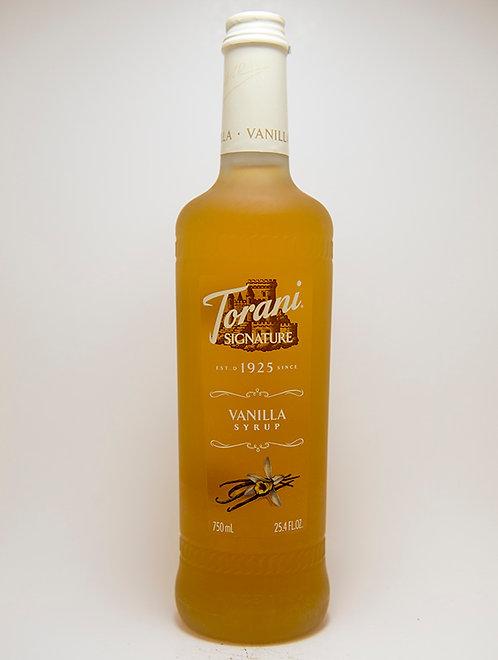 Torani Vanilla Signature Syrup