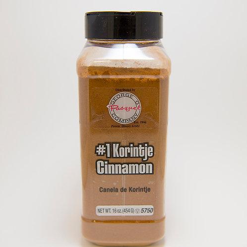 Cinnamon #1 Korintje