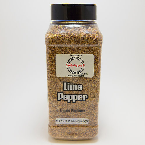 Pepper Lime