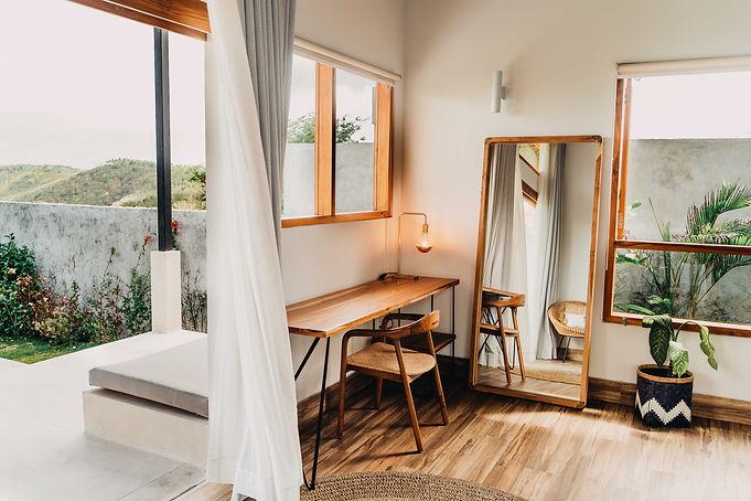 Bedroom 4b - sustainable luxury family v