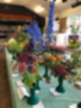Stonegate Flower show 2019