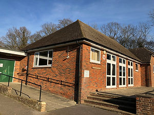 Stonegate village hall exterior