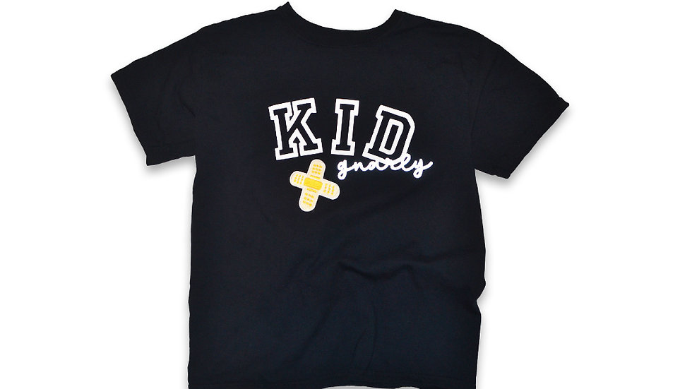 Kid Gnarly - Bandaid Patch tee