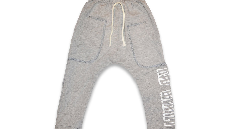 Kid Gnarly - Cool Grey Joggers