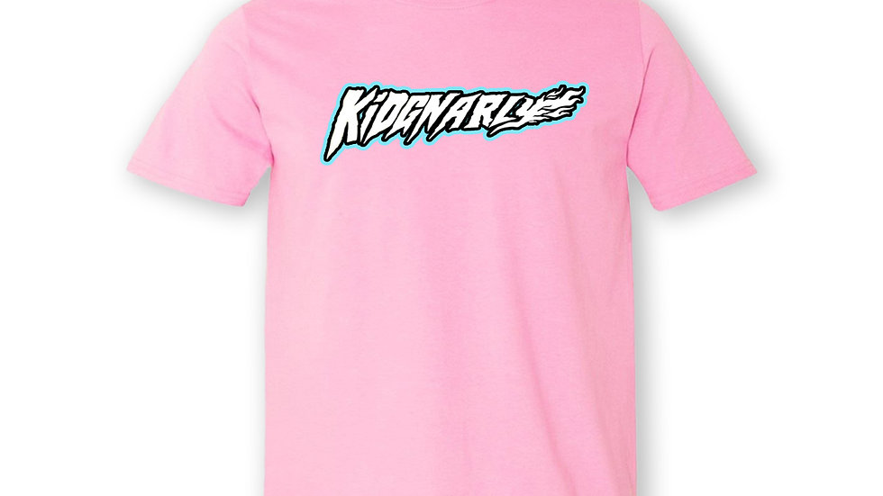 Kid Gnarly - Cotton Candy Tee