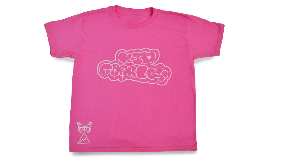 Kid Gnarly - Graffiti graphic Tee (Youth)