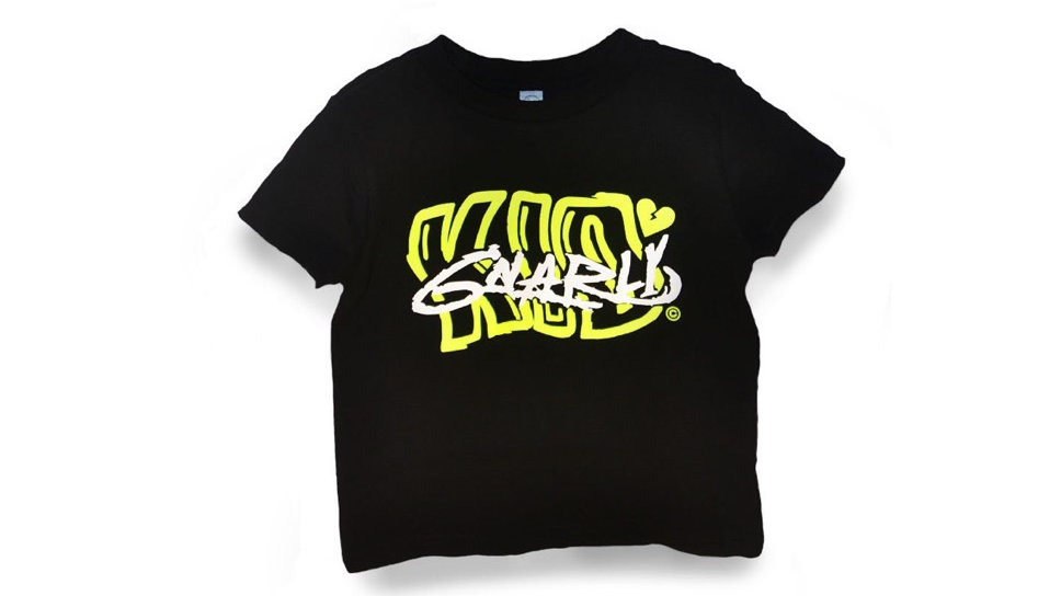 Kid Gnarly - Logo Tee