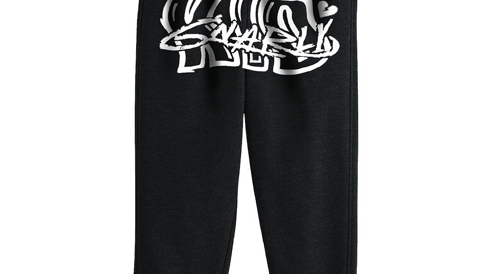 Kid Gnarly - Gnarly Joggers (big graphic)