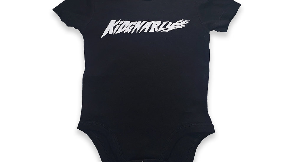 Kid Gnarly - Flame Onesie