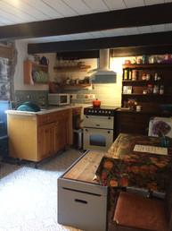 The Art Hotel kitchen