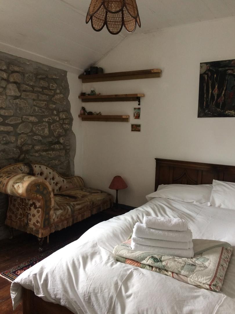 The Art Hotel main bedroom