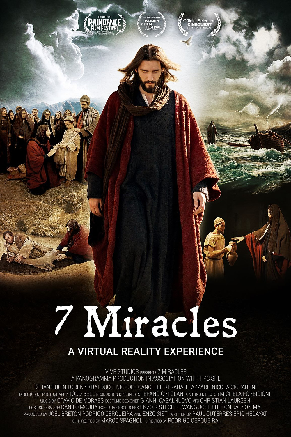 7 Miracles Poster