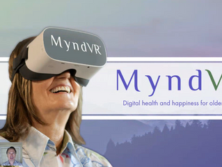 MyndVR: Providing Digital Health and Happiness for Older Adults