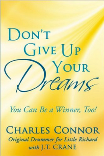 Book: Don't Give Up Your Dreams