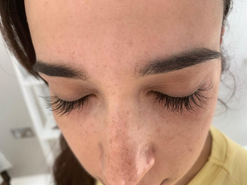 After Classic Individual Lashes