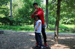 Justin & Joshi