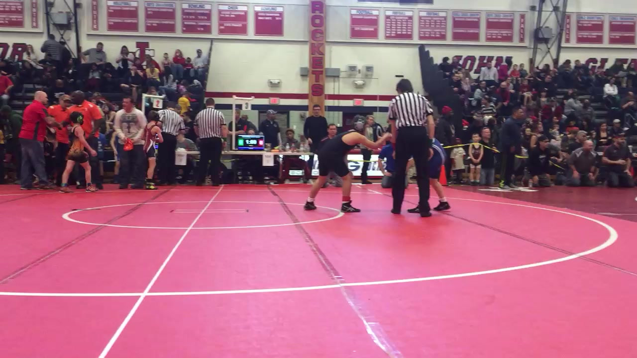 Pinckney Youth Wrestling About