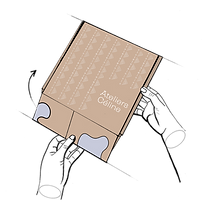 Ateliers Celine Box  - Receive your kit