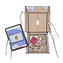 Ateliers Celine Box - Discover your atelier