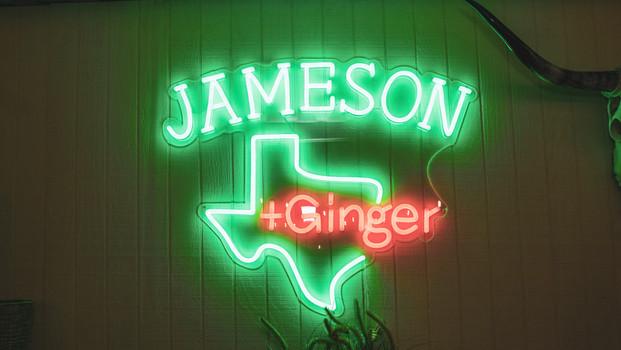 Jameson + Ginger FTW