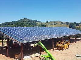 Aujourd'hui est lancé le programme SUNGEN 2, permettant la création de 14 hangars agricoles avec une toiture photovoltaïque. Ces hangars ont une puissance de 100 kWc, amenant la puissance totale du portefeuille à 1,4 MWc.