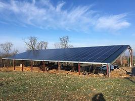 Aujourd'hui est lancé le programme SUNGEN 1, permettant la création de 14 hangars agricoles avec une toiture photovoltaïque. Ces hangars ont une puissance de 100 kWc, amenant la puissance totale du portefeuille à 1,4 MWc.