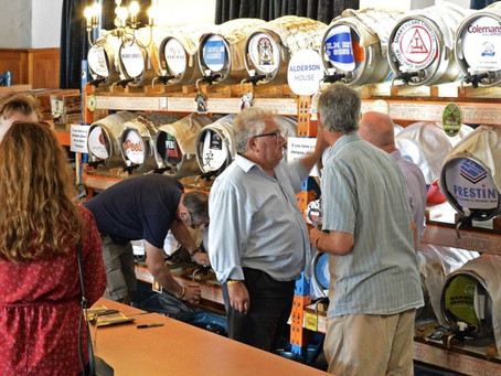 Freemasons in Warwick welcome in the community for the inaugural Warwick Beerfest