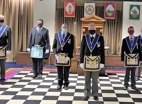 Boldmere Lodge meet again