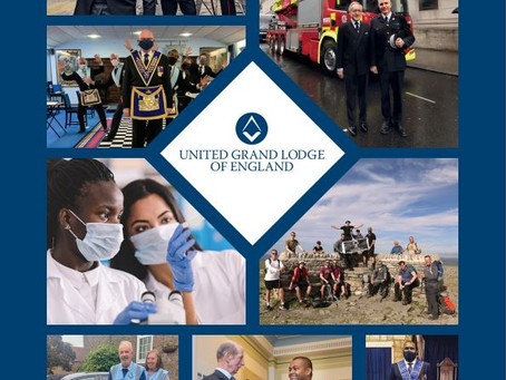 Freemasons' inaugural annual report showcases commitment to modernisation